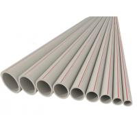 Труба полипропиленовая PP-RCT  HOT 110x15,1  PN 20 FV-Plast   AA112110004