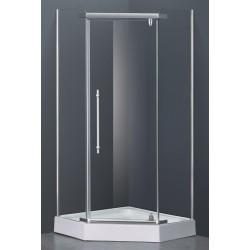 Душевые двери стенки ограждения Astera