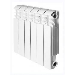 Радиатор алюминиевый Global ISEO 350 6 секций боковое подкл.   804 Ватт