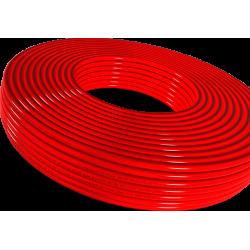 Труба для отопления в полу 16х2,0 цвет красный FV-Plast PE-RT арт.I111016