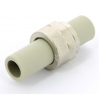 Разборное соединение труба - труба