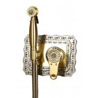 Гигиенический душ Bronze de Luxe встраиваемый бронза