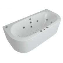 Ванны акриловые овальные (отдельностоящие) Акватек МОРФЕЙ 190х90