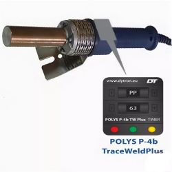 Сварочный аппарат стержневой Dytron Polys P-4b 650 W TraceWeld Plus SOLO Без насадок арт.4826