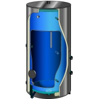 Электрический водонагреватель Atlantic Corhydro 1000L без тэна 620404