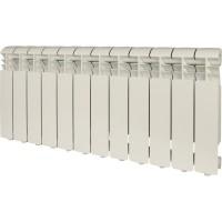 Радиатор алюминиевый Global ISEO 350 14 секций боковое подкл. 1876 Ватт
