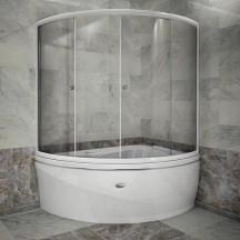 Душевые шторки на ванну Радомир