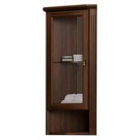 Шкаф подвесной OPADIRIS КЛИО 32 угловой лев/ прав орех антикв