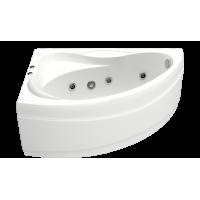 Ванна акриловая BAS Вектра 150х90 левая