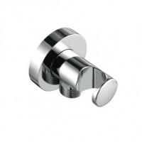 Соединение-кронштейн для душевого шланга KLUDI (хром) 6054705-00