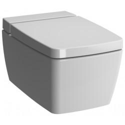 Унитаз VITRA Metropole подвесной без ободка сиденье с микролифтом Rim-Ex(бел) 7672B003-6075