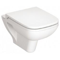 Унитаз VITRA S20 подвесной сиденье с микролифтом (бел) 5507B003-6066