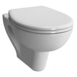 Унитаз VITRA S20 подвесной без ободка сиденье с микролифтом Rim-Ex (бел) 7741B003-6079