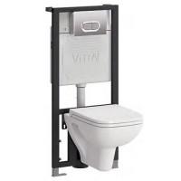 Инсталяция VITRA S20 4 в 1 комплект 9004B003-7204