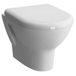 Унитаз VITRA Zentrum подвесной сиденье с микролифтом (бел) 5785B003-6077