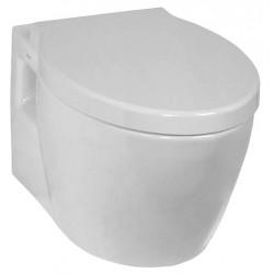 Унитаз VITRA Sunrise подвесной сиденье с микролифтом (бел) 5384B003-6061