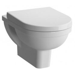 Унитаз VITRA FORM подвесной без ободка сиденье с микролифтом (бел) 7755B003-6039