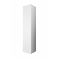 M70ACHL0356WG SPIRIT 2.0, шкаф-колонна, подвесной, левый, 35 см, фасад с полочками, push-to-open, цв