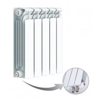 Радиатор RIFAR бимет Base Ventil 350 BVR  6 сек (ниж подкл правый) 816Вт