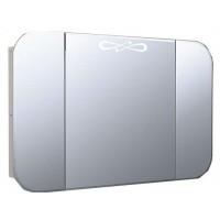 Шкаф зеркальный Valente Musa с подсветкой (902х151х600) Ms900.12