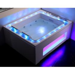 Роскошная двухместная ванна Gemy